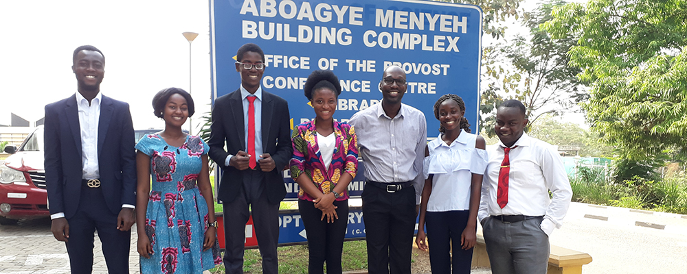 Afrisnet Launches the first Student Chapter at Kwameh Nkrumah University of Science and Technology in Kumasi, Ghana