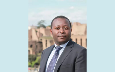 Spotlight: Dr Aimable Uwizeye