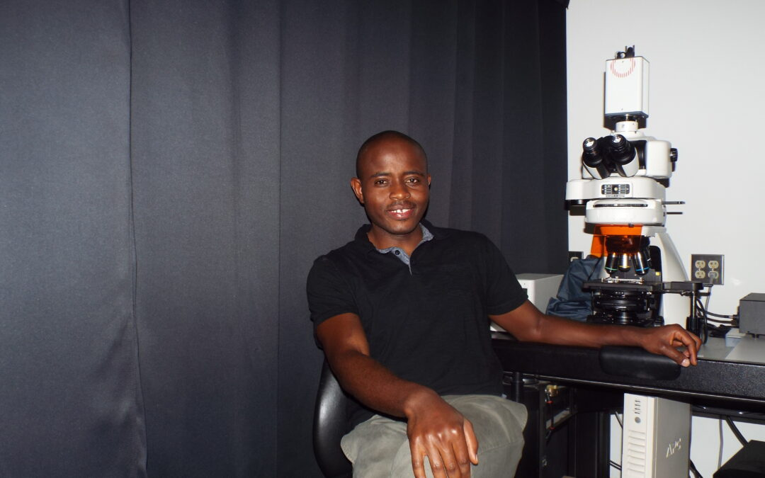 Spotlight: Gabriel Muhire Gihana, Ph.D.